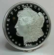 Morgan Silver Round - One Ounce - Sunshine Mint - New