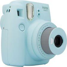 Fujifilm Instax Mini 9 Sofortbildkamera Kit - Eisblau