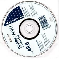 CANON EOS Digital Solution Disk ver. 48.0 Macintosh and Windows