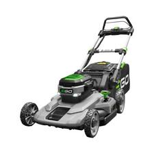 21 in. 56-volt lithium-ion cordless battery walk behind push mower (tool on