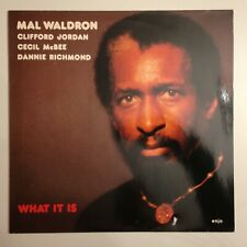 DISQUE 33T - LP MAL WALDRON WHAT IT IS
