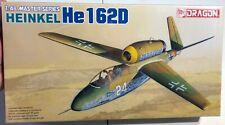 Dragon Heinkel He162D 1/48 NEW FS Model Kit 'Sullys Hobbies'