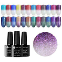 UR SUGAR 7.5ml Sunlight Gel Polish Sensitive Thermal Color Changing Nail UV Gel