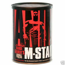 Universal Animal M-Stak 21 Packs Anabolic Flavones Bodybuilding Supplements