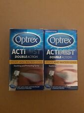 optrex actimist double action itych and watery eyes 2 pack