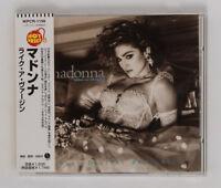 MADONNA Like A Virgin Japan CD 1997 WPCR-1156 Hot Price Series w/ Obi
