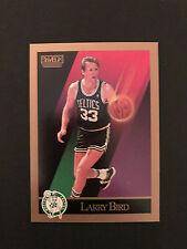 1990 Skybox Basketball - Larry Bird - Card # 14