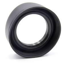 PARESOLEIL CAOUTCHOUC 49mm noir pour Minolta