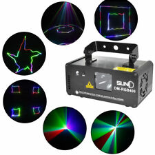Lasereffekt RGB 400mW RGB Showlaser Clubs, party,Stage show DMX Vollfarb Laser
