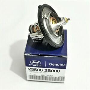 OEM 25500 2B000 Engine Coolant Thermostat for HYUNDAI Accent Elantra KIA Soul