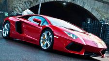 Lamborghini Aventador LP700 Original Plata Alloy Wheels & Neumáticos