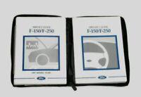 1997 Ford F150 F250 Factory Original Owners Manual Portfolio #17