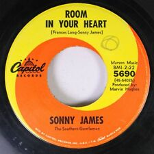 Country 45 Sonny James - Room In Your Heart / How Many Times Can A Man Be A Fool