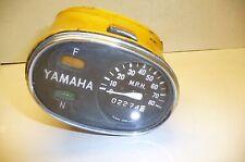 Yamaha Trail Master 80 #5119 Speedometer / Speedo