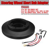 SRK-E36H Steering Wheel Short Hub Adapter For BMW 3 Series E36 E39 M3 318 325