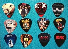 AC/DC  Guitar Picks *Limited Edition* Set of 12