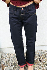 M&F GIRBAUD jeans first boyfriend catfish T W29 (38-40) NEUF prix boutique 350€