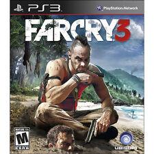 Far Cry 3 (Sony PlayStation 3, 2012)