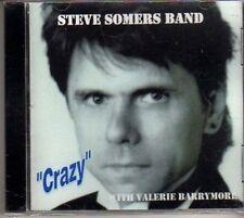 (CJ580) Steve Somers Band, Crazy - sealed CD