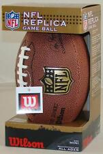 "Nfl Mini Replica ""The Duke"" Game Football by Wilson"