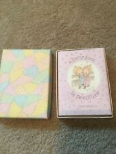 A Little Book Of Friendship By Betsey Clark, Hallmark Edition Bound W/Gift Box