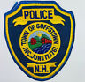 Goffstown Police Hillsborough County New Hampshire NH Patch