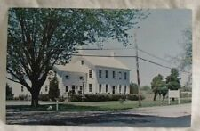 Barron's Antiques Water Mill Long Island NY vintage Advertising Postcard