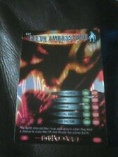 Dr who battles in time card number 37 gelth ambassador