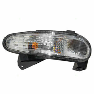 Parking Light-Turn Signal / Right,Front Right TYC fits 05-09 Buick LaCrosse Flr
