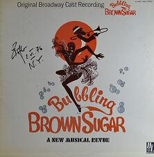 """BURBUJAS BROWN SUGAR - DANNY HOLGATE 12"""" LP (P911)"""