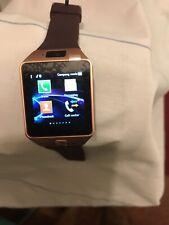 DZ09 Smart Watch Sim Phone Bluetooth Camera Android