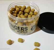 Ringers Pellet Wafter 8mm Flavored Wafters, Critically Balanced Bait.