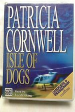 Isle of Dogs by Patricia Cornwell: Unabridged Cassette Audiobook (UU2)