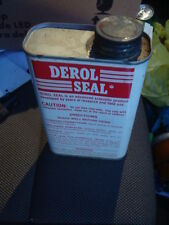 HYDRAULIC JACK STOP LEAK SEALER  Conklin DEROL SEAL ADVANCED  FITTING COMPOUND