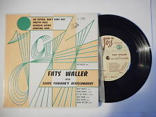 FATS WALLER with EDDIE CONDON'S ... : PRETTY DOLL ► EP / 45 ◄ PORT GRATUIT