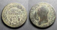 DUPRÉ, 5 centimes, AN 8 BB