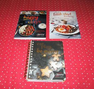 New Slimming World 2021 Cookbook Happy days + 12 Week Christmas Journal + Menus!