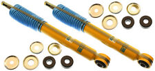 2-BILSTEIN SHOCK ABSORBERS,REAR,01-07 TOYOTA SEQUOIA,46MM MONOTUBE,GAS PRESSURE