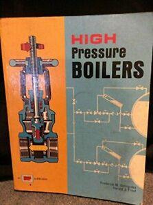 High pressure boilers by Steingress, Frederick M