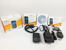 BlackBerry AT&T Bold 9000 Global Smartphone with case charger ear buds