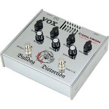 Pédale de Distorsion Vintage à Lampe Bulldog VOX Cooltron CT01DS COLLECTOR