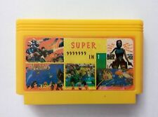 6 in 1 games ( TRACK & FIELD , SUPER MARIO ETC)- Famicom Famiclone Nes Cartridge