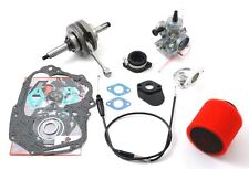 CRF50 Stroker Crank Kit With Mikuni VM26 Carb - Honda XR50/CRF50 XR CRF TB Parts