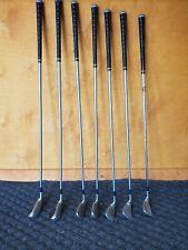 Mens Mizuno golf club iron sets used 4 - P