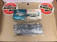 Vintage Airfix Bagged Kit 1/72 Original Unopened (SELLING LOTS) F-1A LIGHTNING