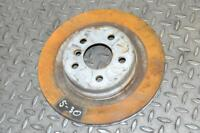 BMW X1 F48 RHD Rear Left Near Side Brake Disc