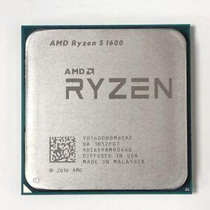 AMD Ryzen 5 1600 3.2GHz 6 Core 12 Thread 16MB Socket AM4 65W CPU YD1600BBAEBOX