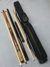 Custom Set, Kaiser Play Cue, J&J Dedicated Break Cue, J&J Jump & 2x3 Case