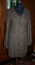 """""""H&M"""" -KNITTED,LONG SWEATER,WOOL&ALPACA,SIZE L"""