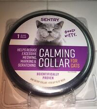 Sentry Calming Collar for Cats Single Pack